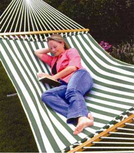 Yard Envy Fabric Hammock