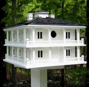 Clubhouse Decorative Birdhouses