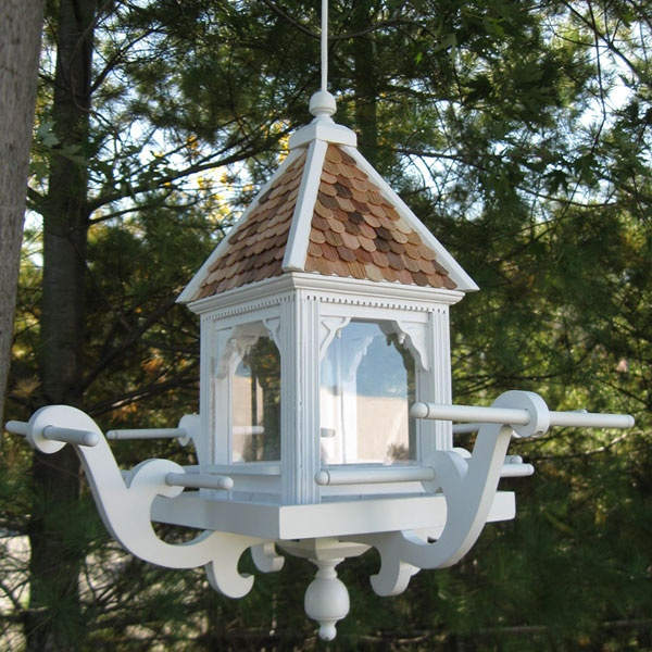 Unique Wild Bird Feeders, Hand Made and Window Feeders, all styles