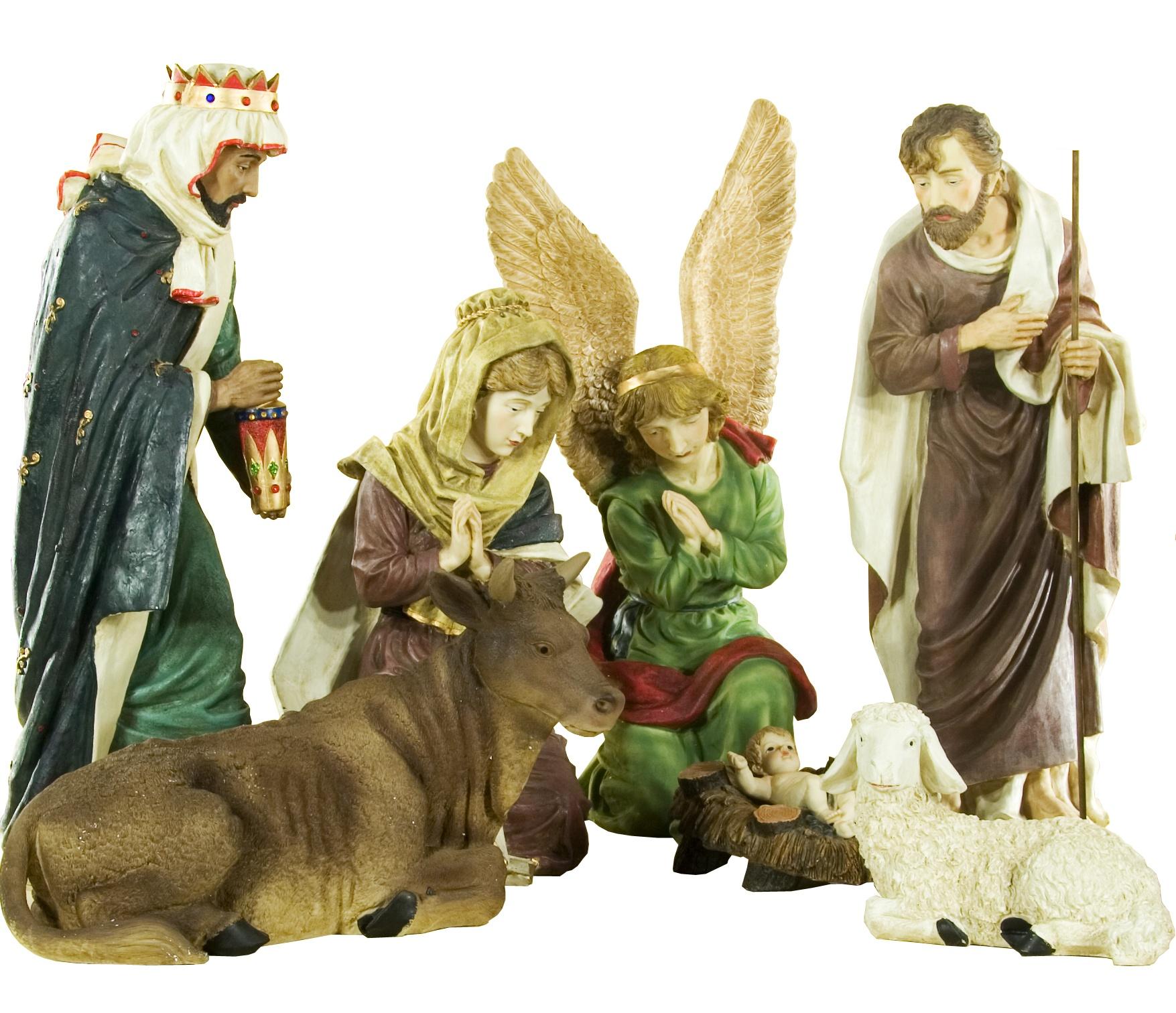 Churchs Gay Friendly Nativity Scene Vandalized