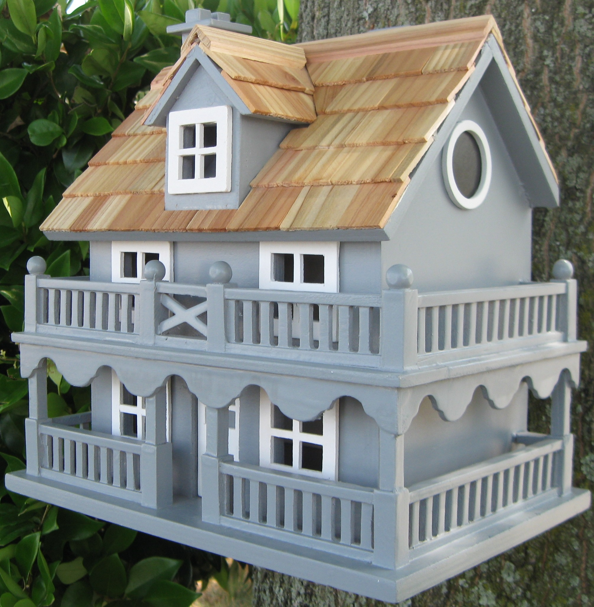 Novelty cottage bird house yard envy for The cottage house