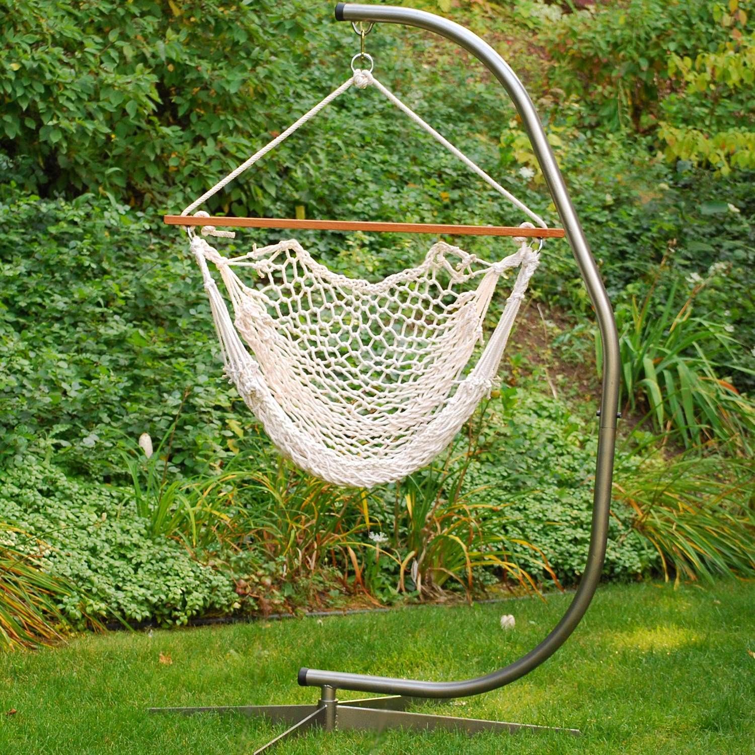 Algoma Rope Hammock Chair - Yard Envy