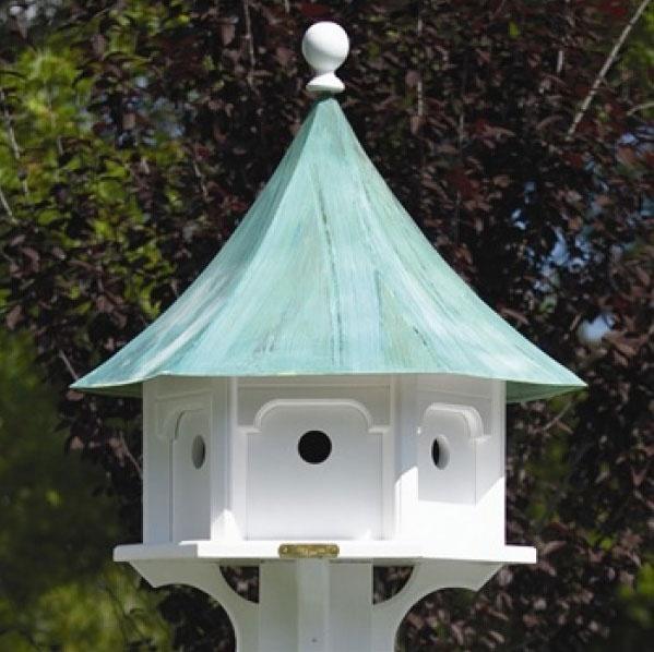 Carousel Bird House Yard Envy