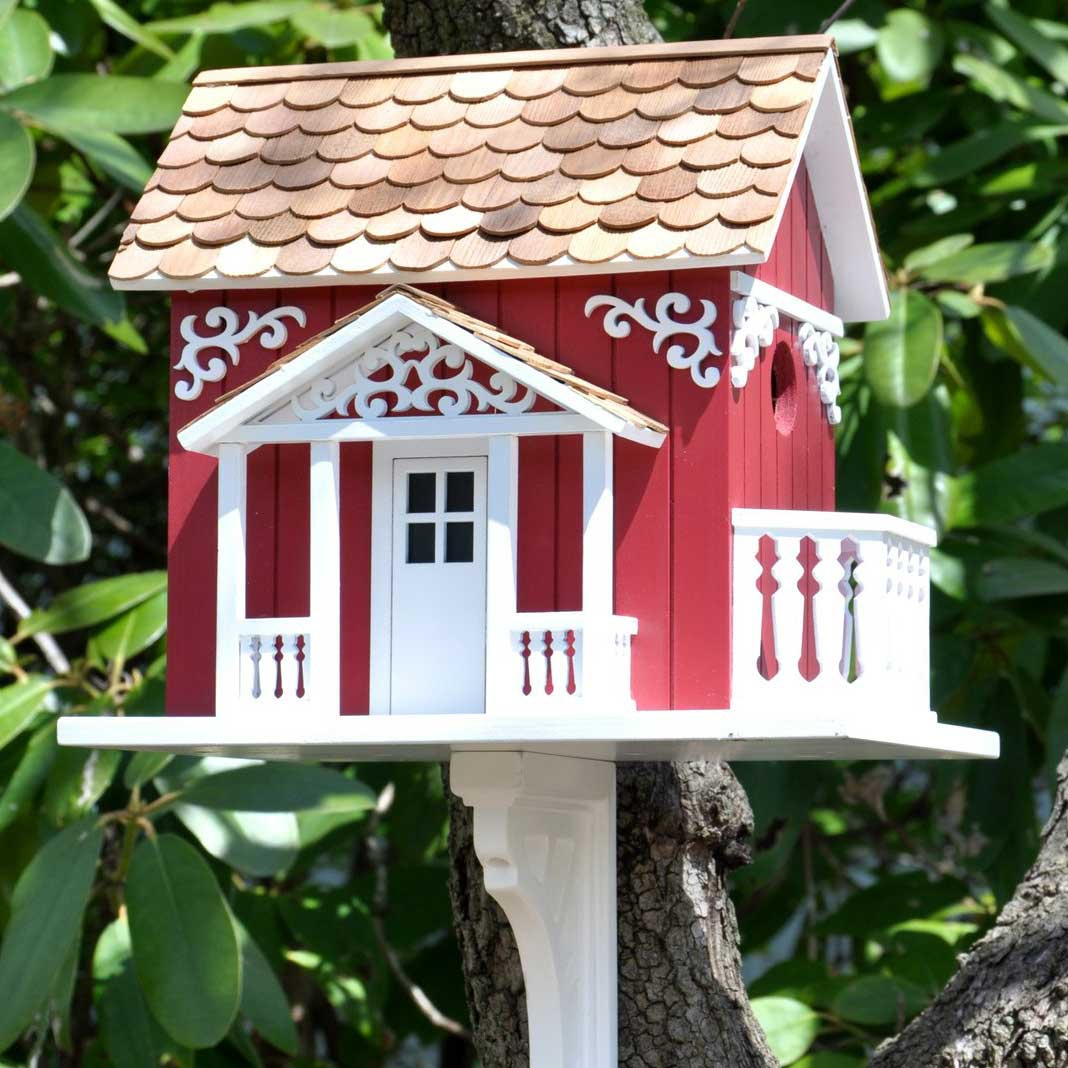 Victorian Cottage Design Bird House