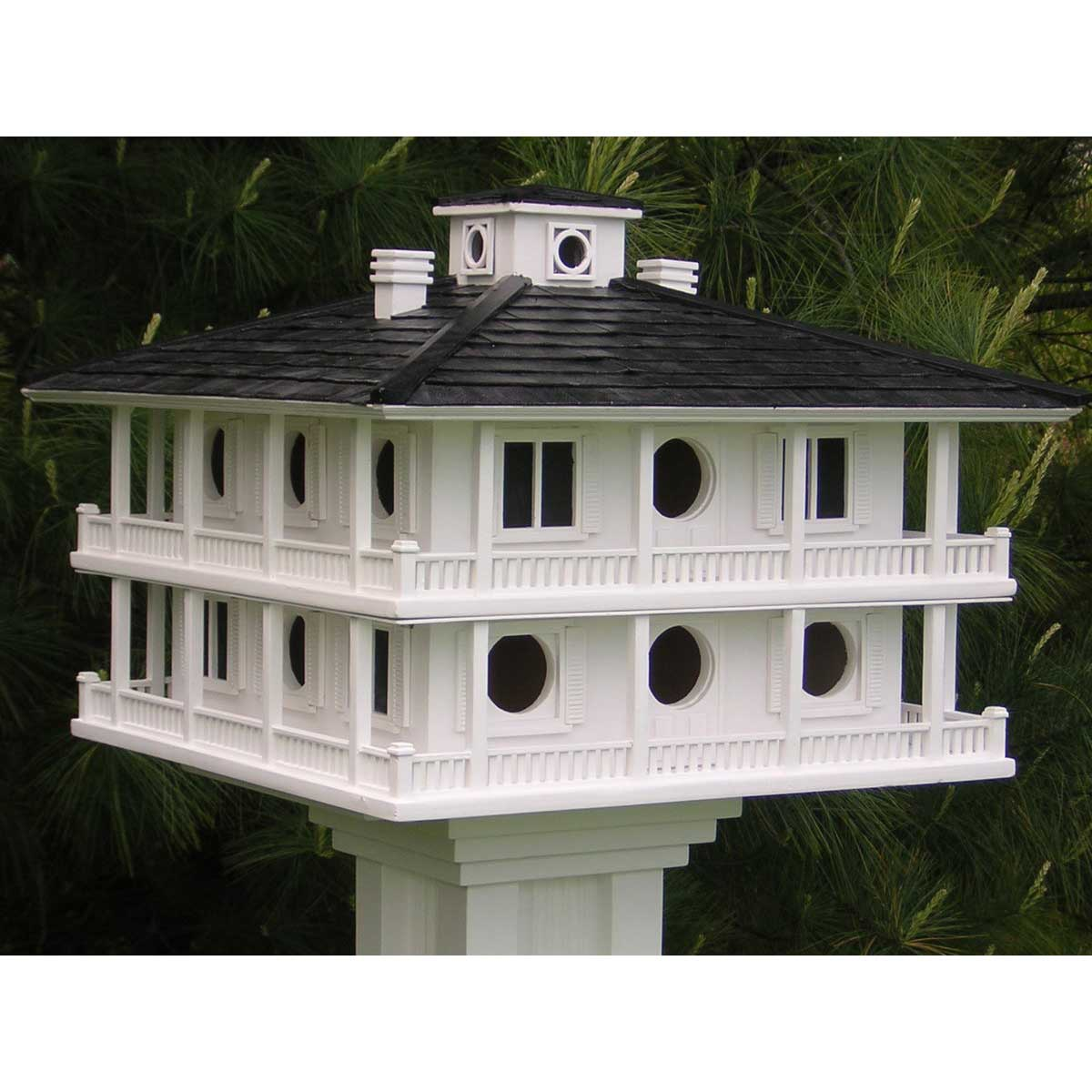 Clubhouse Bird House For Purple Martins Yard Envy