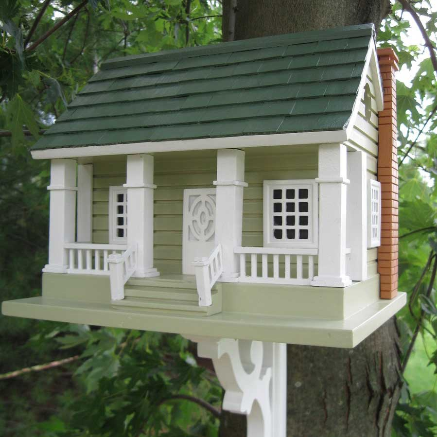 Arts And Crafts Bird House Yard Envy