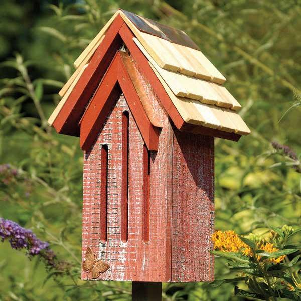 Mademoiselle Butterfly House Yard Envy
