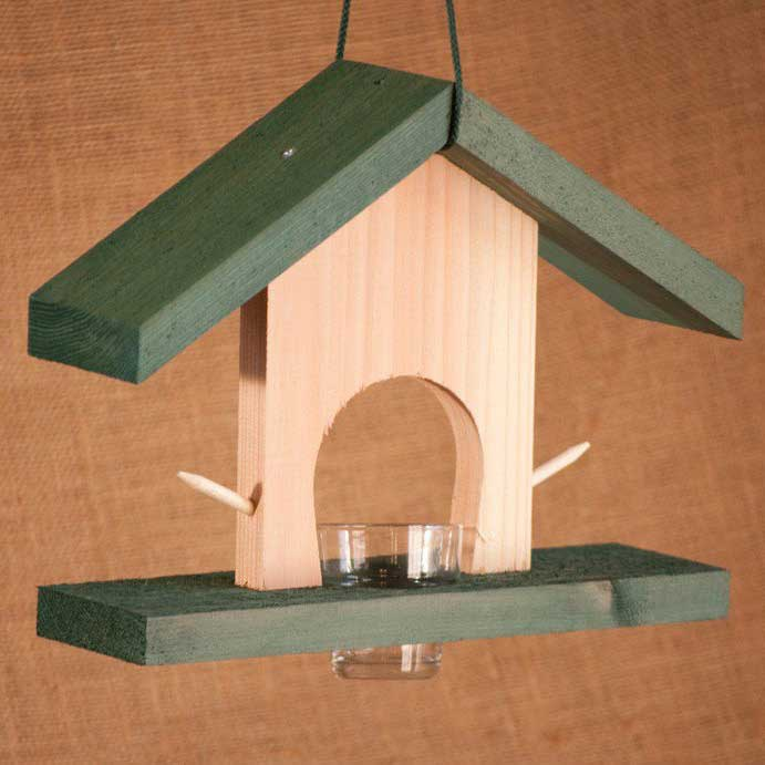 oriole bird house plans