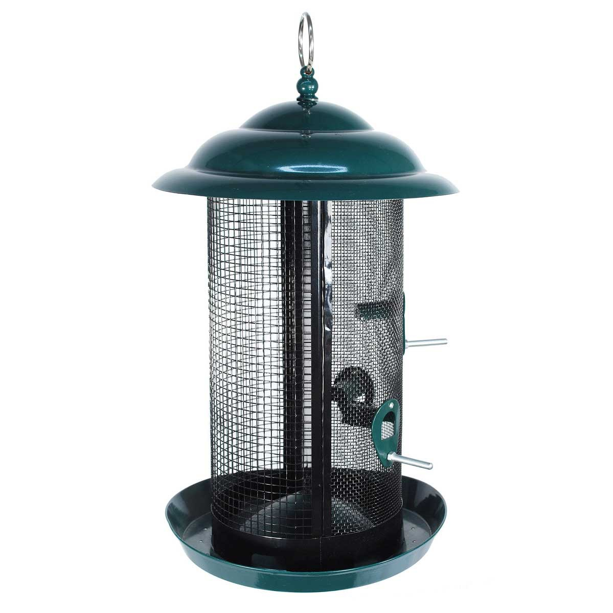 Combo Mesh Tube Bird Feeder Yard Envy