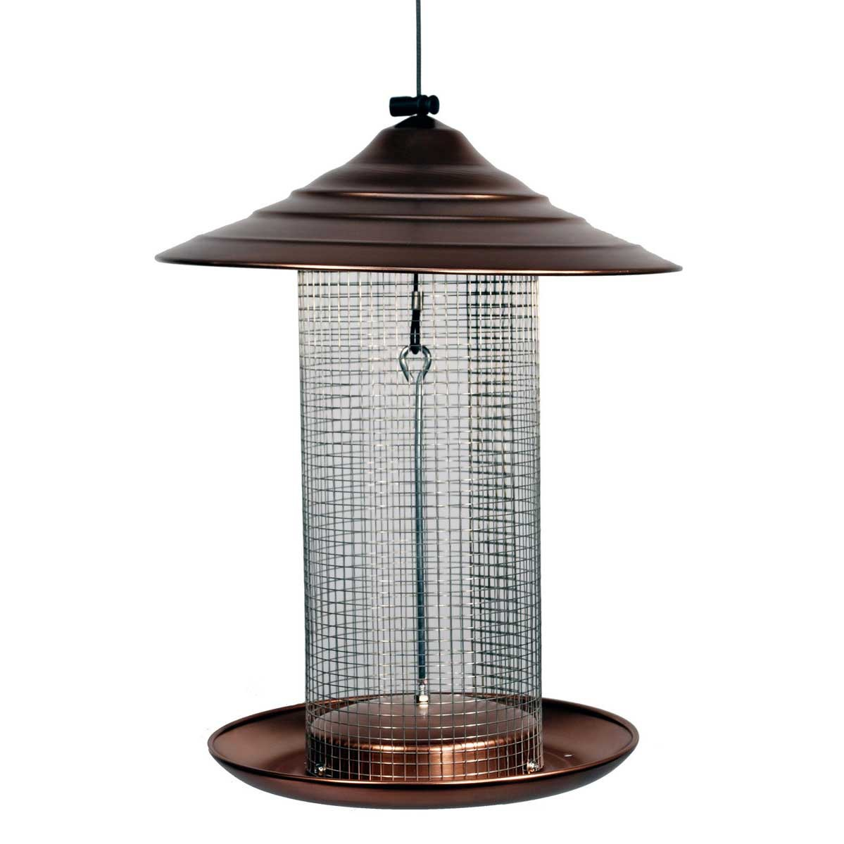 Commercial Outdoor String Lights picture on Brushed_Copper_Sunflower_Screen_Bird_Feeder_Tube_Bird_Feeders  19102  42 with Commercial Outdoor String Lights, Outdoor Lighting ideas 1aeec1869ca456eb389e9e16384b8e3c