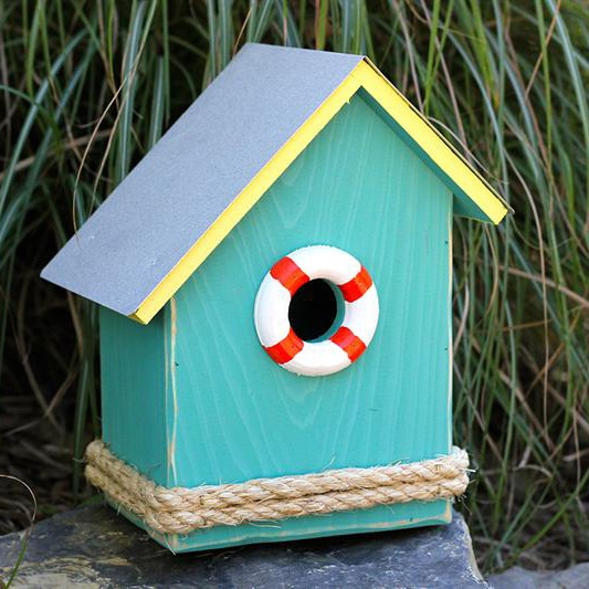 S S Birdsong Bird House Yard Envy