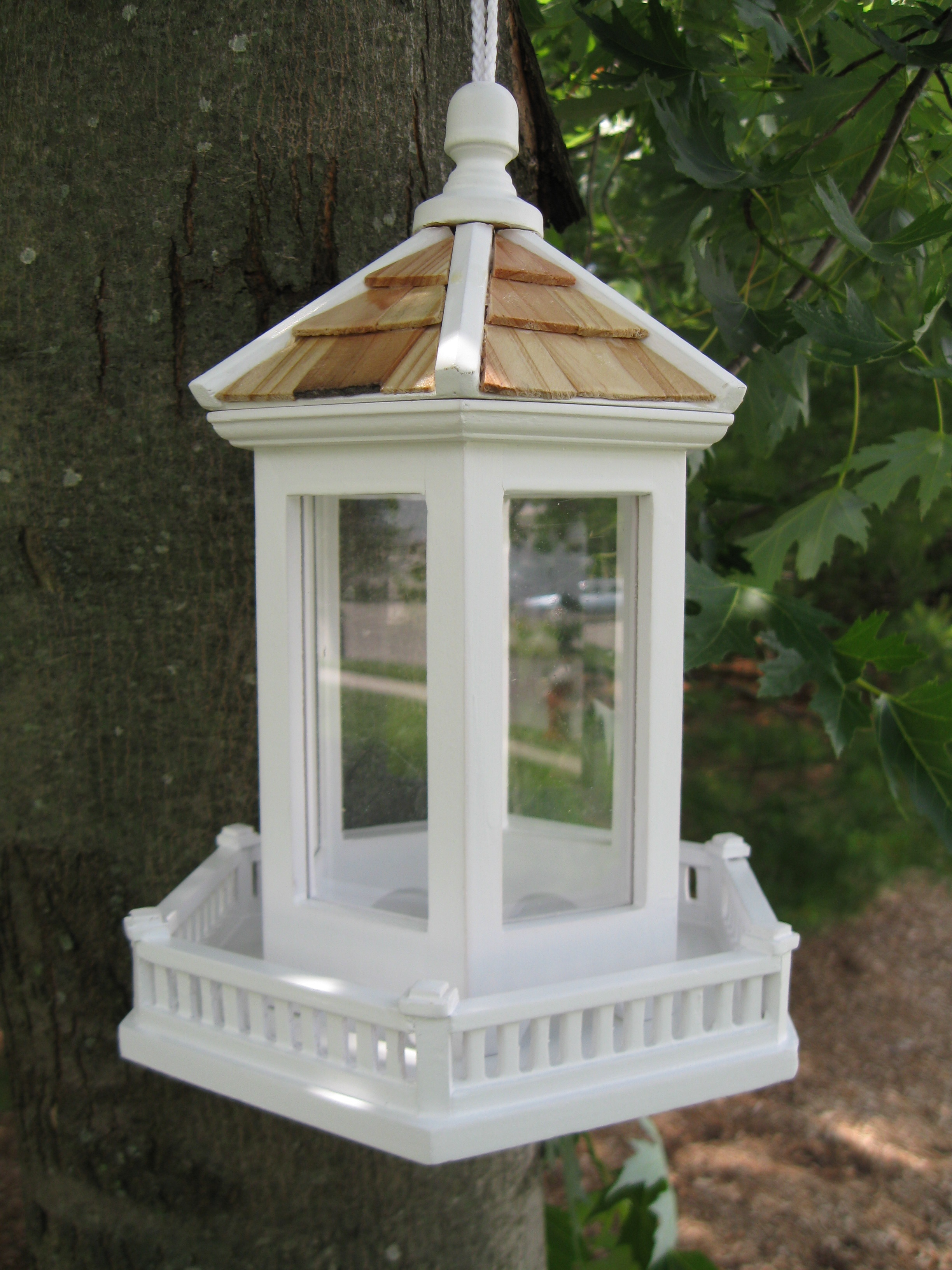 plans free style gazebo s feeder woodworking feeders bird sale