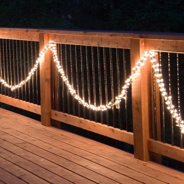 Landscape Lighting Mn: Deck Lights
