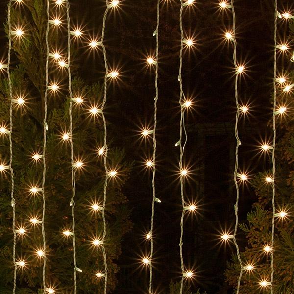 Outdoor String Lights Incandescent : Incandescent Mini String Lights - Yard Envy