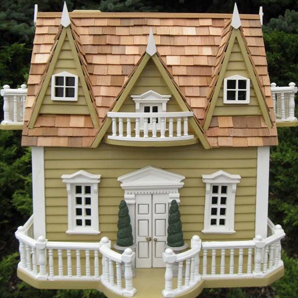 Painted Bird Houses Yard Envy
