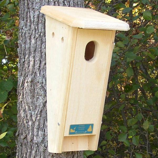 Rustic Bluebird Houses Yard Envy