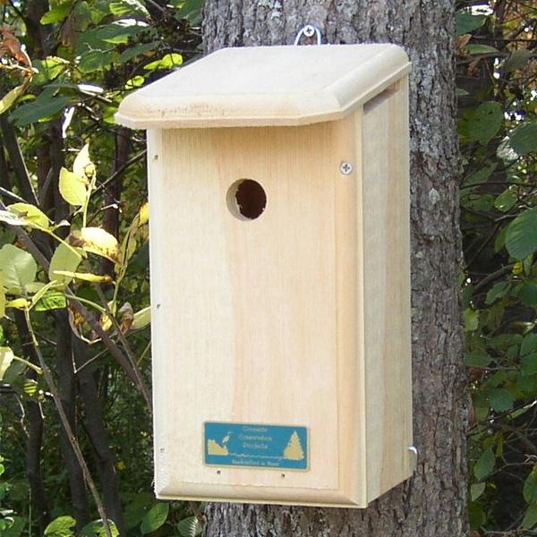 Wren And Chickadee Bird Houses Yard Envy