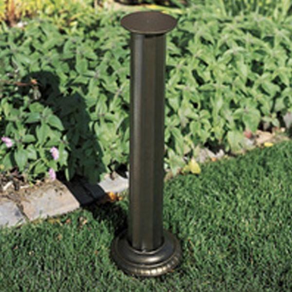 fascinating Sundial Pedestal Base Part - 2: Yard Envy