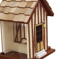 Hamlet Cottage Bird Feeder