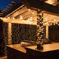 patio lights ideas