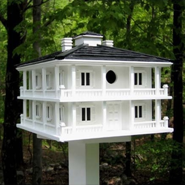 Decorative Bird Houses