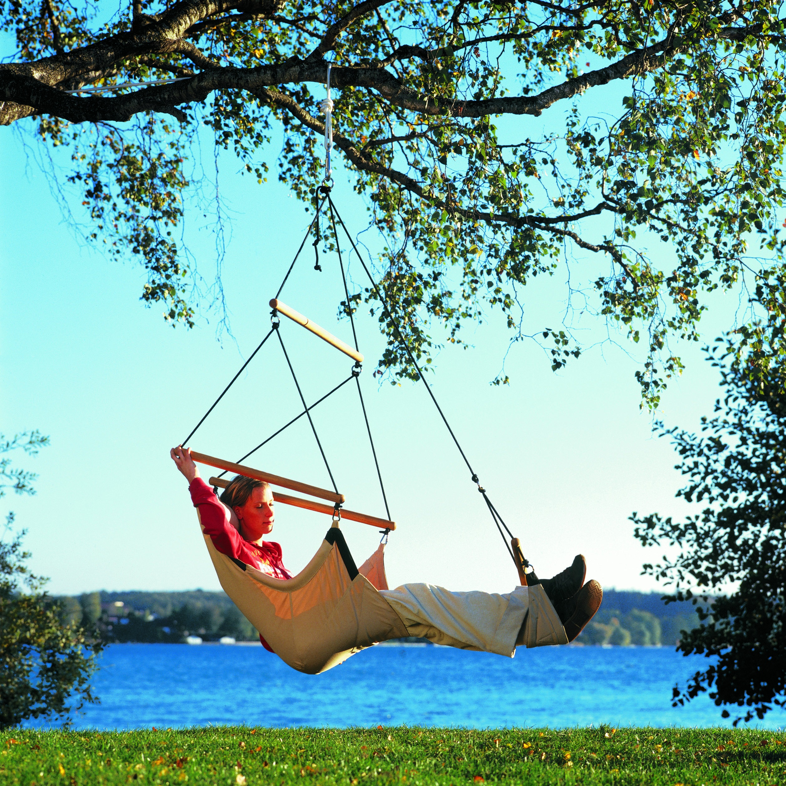 hammock chair hanging rockstone stand omega assemble easy products to swinging