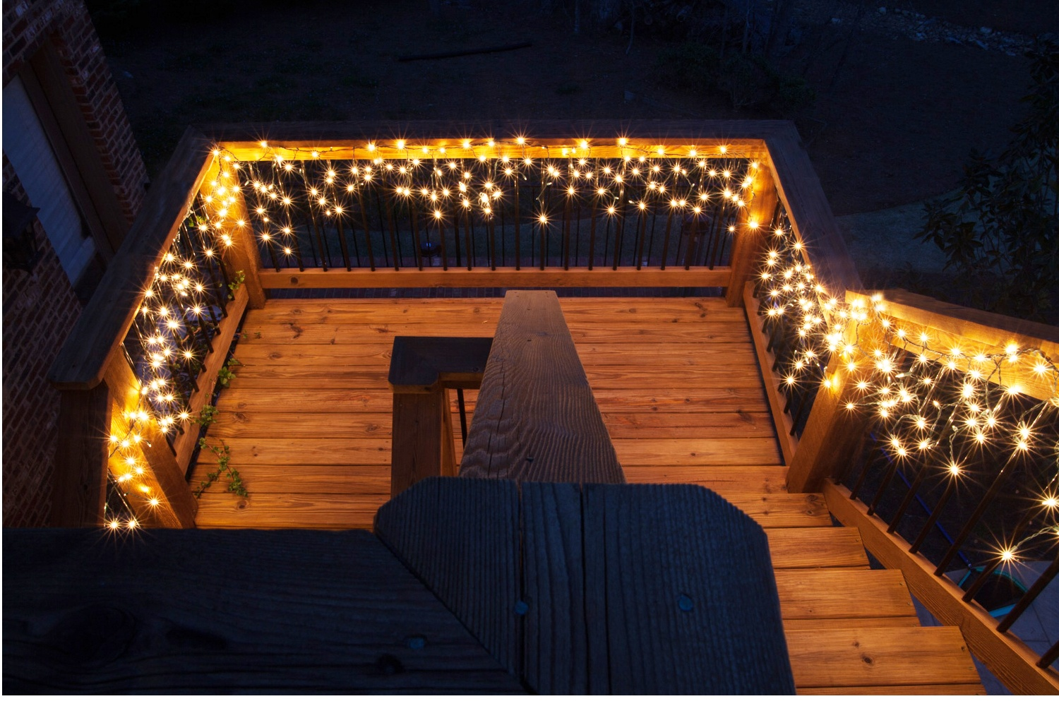 Deck Lighting Ideas With Brilliant