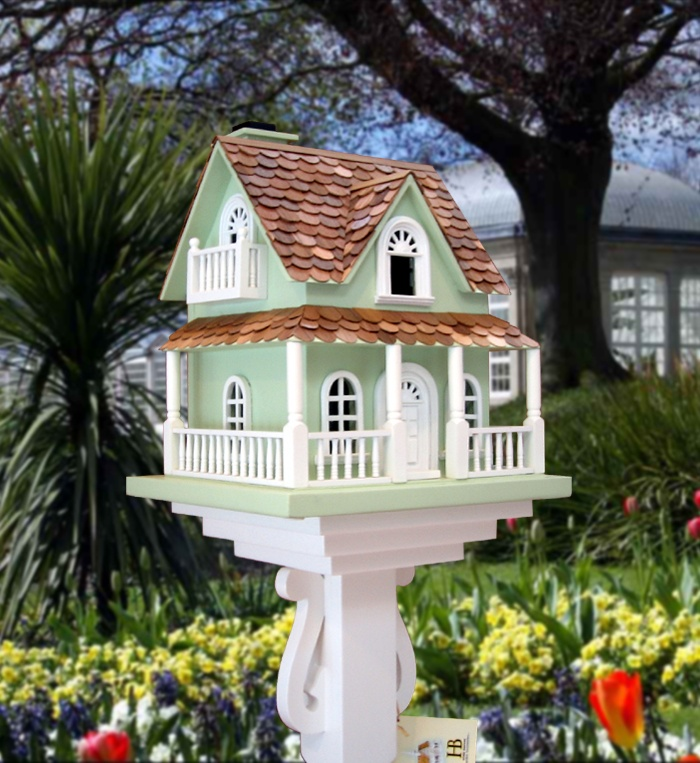 Top 10 Decorative Bird Houses Yard Envy