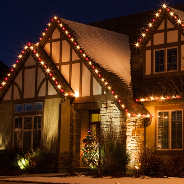 String Lights For House : C7 / C9 String Lights - Yard Envy