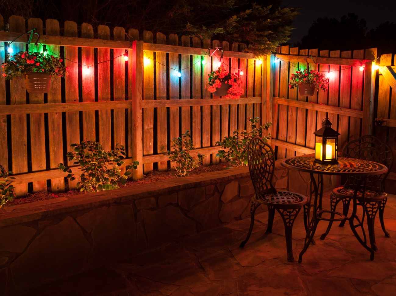 Gallery from Outdoor Lights On Fence Resources @house2homegoods.net